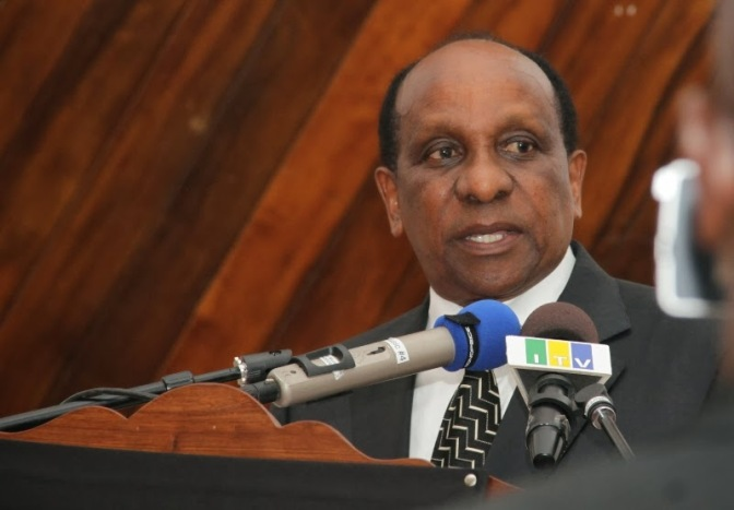 How Tanzania's Reginald Mengi Survived Hunger To Become His Country's Top Philanthropist