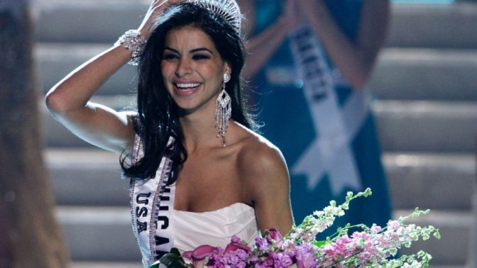 First Muslim Miss USA converts to Christianity