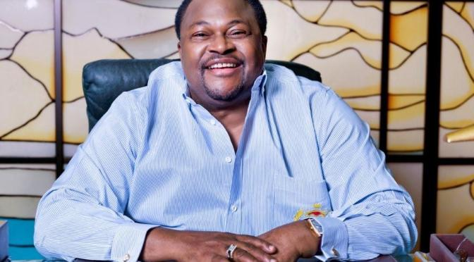 A Tip: How Nigeria's Mike Adenuga From A Taxi Driver Turned Himself Into A Mogul