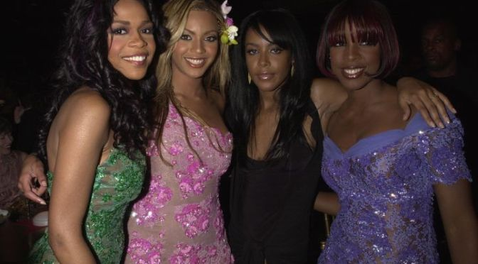 Beyoncé Honors Aaliyah 15 Years Later With a Sweet Throwback Video