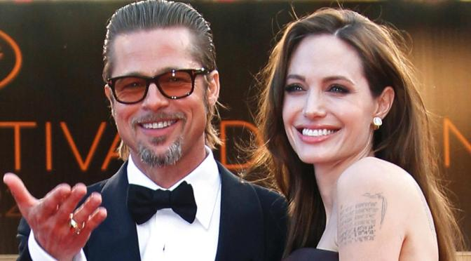 Actress Angelina Jolie Has Filed For Divorce From Husband Brad Pitt