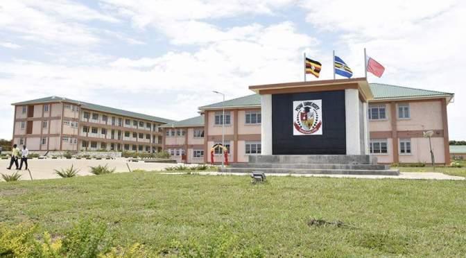 President Museveni Opens New Varsity