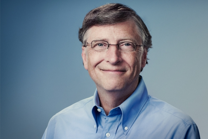 Power Words From Bill Gates