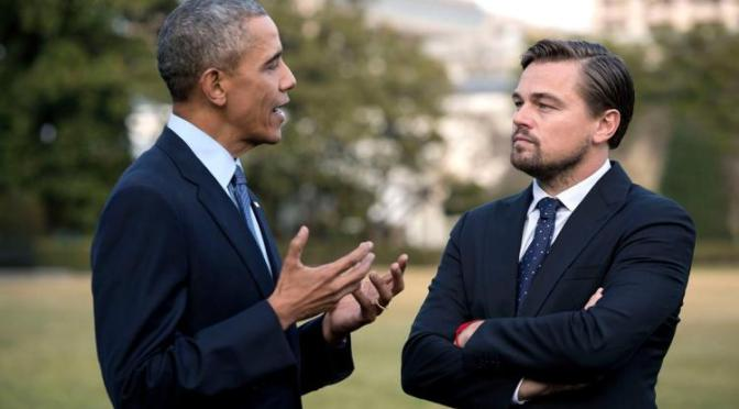 President Obama To Meet With Leonardo DiCaprio