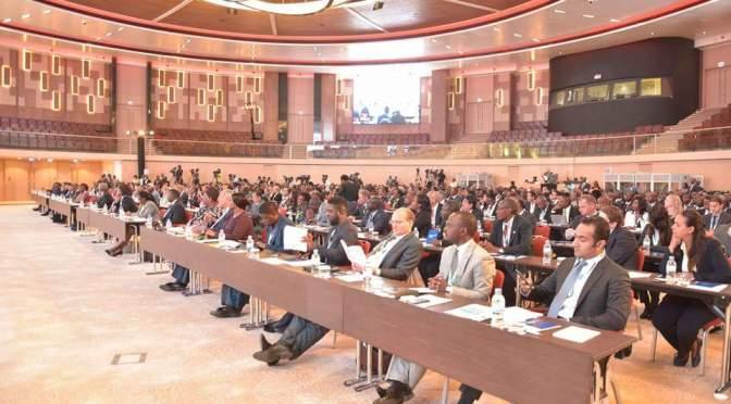 Global Africa Business Summit in Kigali, Rwanda