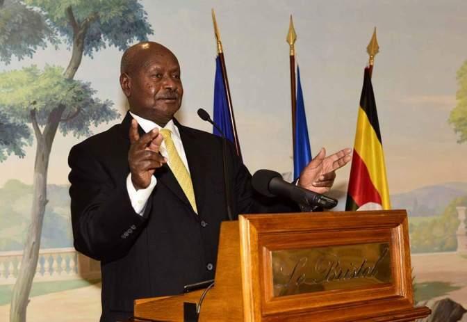 President Museveni Wisdom