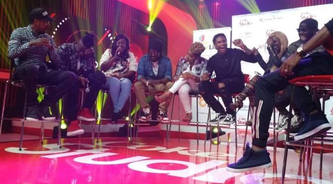 Trey Songz Gets Uganda's Rema Namakula In raptures On The Coke Studio Africa Season 4 Backdrop