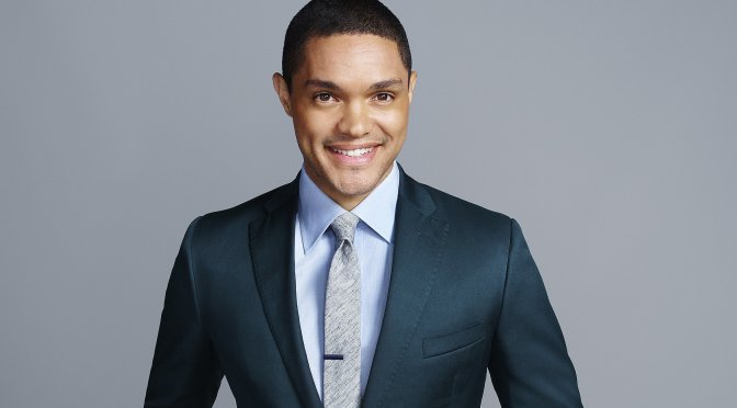 Trevor Noah Cries Off Hosting The MAMA 2016 Awards