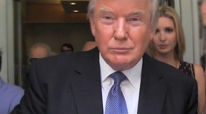Republican Senator John McCain Withdraws His Support For Donald Trump