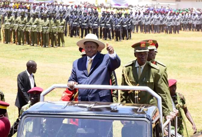 Happy Independence Day  Uganda!