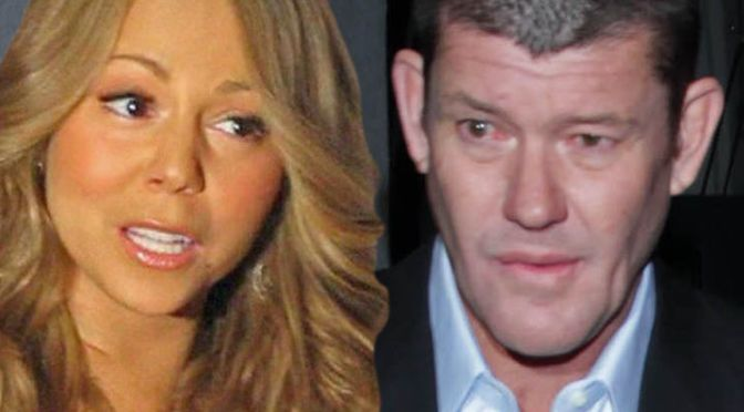 Mariah Carey About Boyfriend: He Is 'Mentally Unstable'