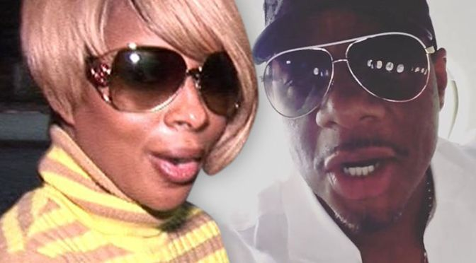 Mary J. Blige's Ex-Husband Determined To Impoverish Her