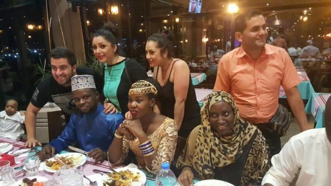 October 2016: NTV's Faridah Nakazibwe Eloped With Young Lover
