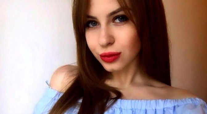 20-year-old Russian Girl Auctions Off Her Virginity