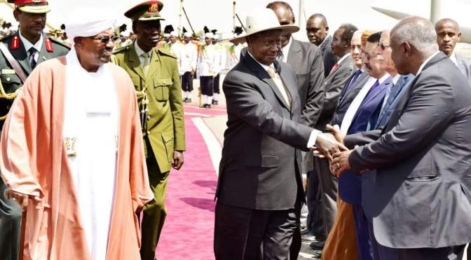 President's Remarks At The Sudanese National Dialogue On Land And State Reform- Khartoum
