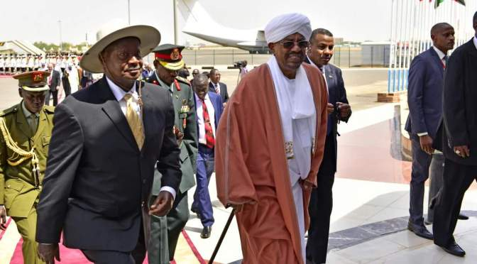 President Museveni Hails Sudan On Historic Pact