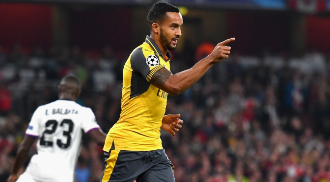 Wenger Discloses Mystery Behind Walcott's Outstanding Resurgence