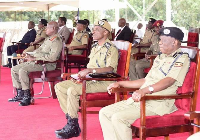 Uganda Police Day Commemoration
