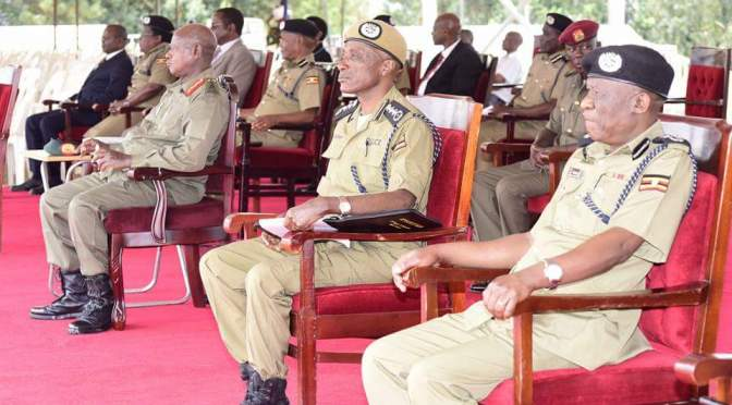 Uganda Police Day Commemoration