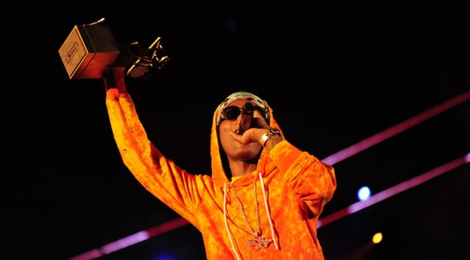 Wizkid & Nigeria Eclipse Awards Night At The MAMA 2016