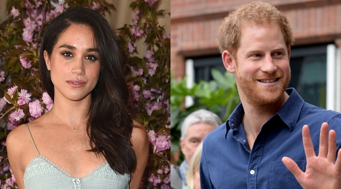British Press Calls Prince Harry's Girlfriend 'Scandalous' Because She's Black