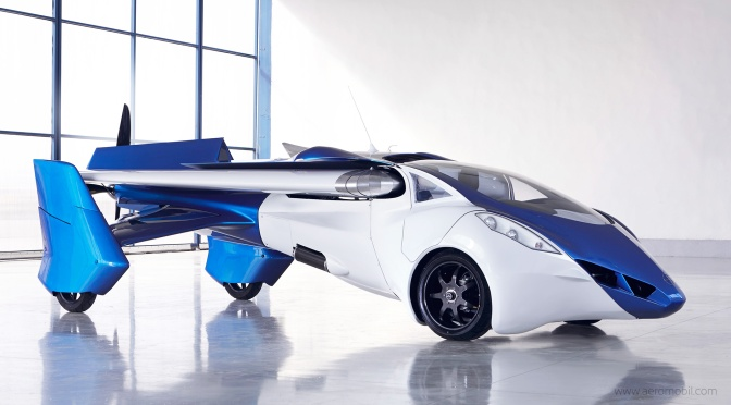The Era Of Flying Cars Has Arrived And It Is Flawless