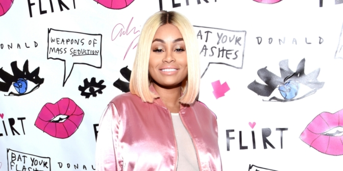 Black Chyna To Drown In Millions Just For Giving Birth