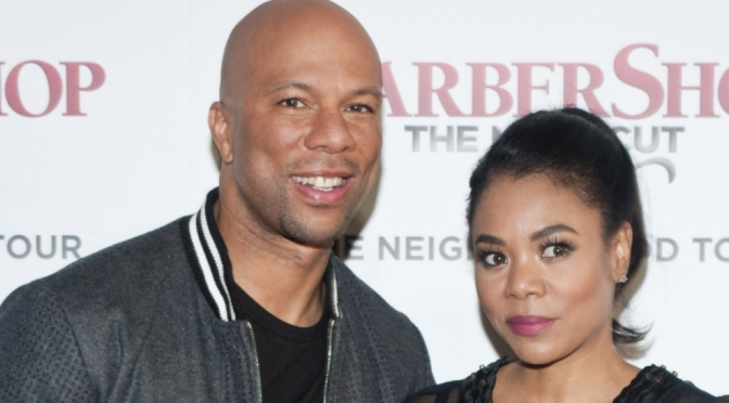 Regina Hall & Common Dating Rumor Is A Hoax