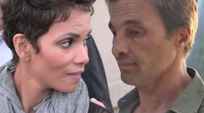 Hollywood Star, Halle Berry Finally Leaves Her Husband Oliver Martinez