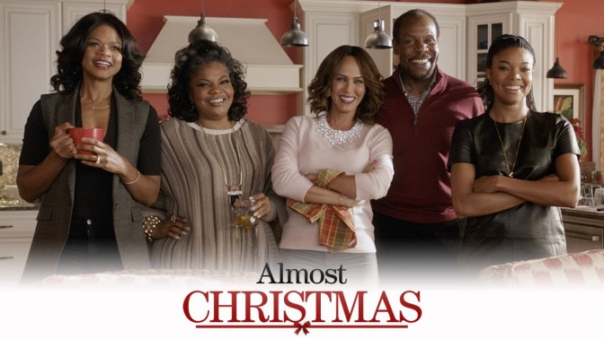 "This Christmas Look Out For   ""Almost Christmas"" – Gabrielle Union, Mo'Nique Comedy HD"