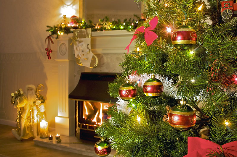 bigstock-christmas-tree-at-home-3965103