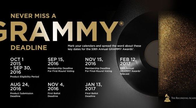 Road To Grammy Awards 2017 Officially Kicks Off