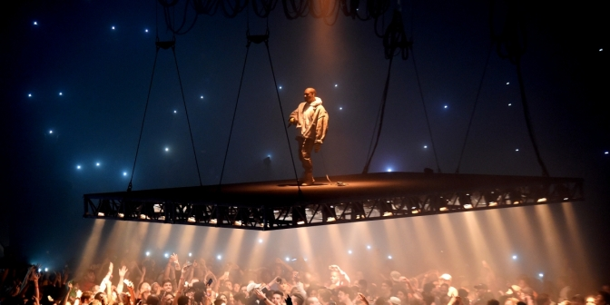 Kanye West Cancels His European Music Tour