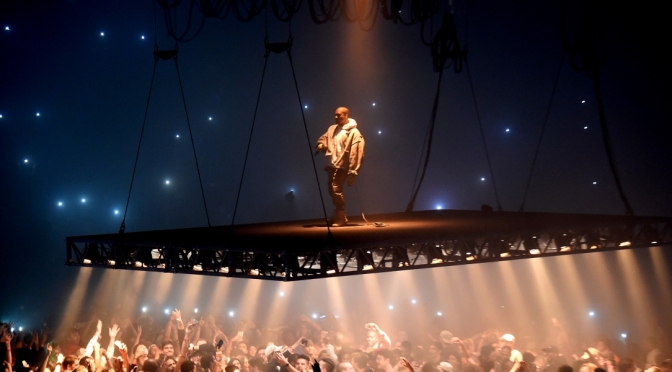 Kanye West Declares He's Running for President This Year