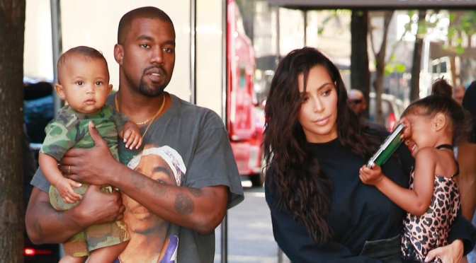 Kardashian Babies Avoided From Visiting Dad In Hospital