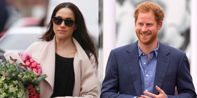Here's What's New In Meghan Markle's & Prince Harry's Royal Romance