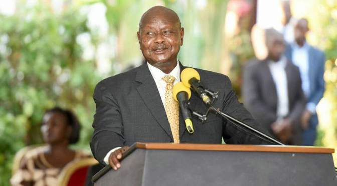 President Museveni Gives Thanks For His Victories As Dr. Sserwadda Reaffirms He Ought To