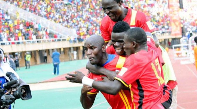 The 2017 Africa Cup Of Nations Is Imminent & Uganda, At 65th FIFA Ranking Is The Most Highly-Ranked…