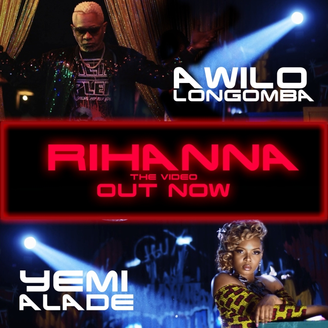 "African Affair: Awilo Longomba Teams Up With Yemi Alade On ""Rihanna"""