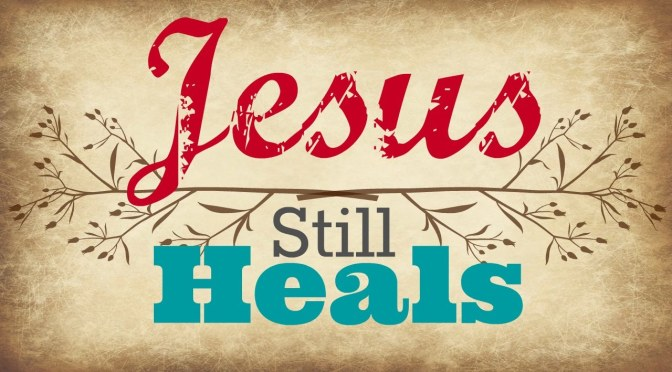 By Jesus' Stripes You Are Healed