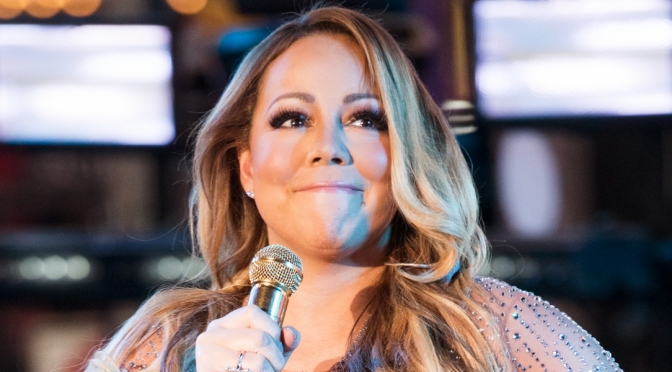 Mariah Carey's Hollywood Star Was Vandalized After New Year's Eve Performance Flopped