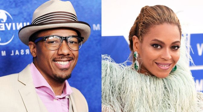 "Nick Cannon Confesses Secret Love For ""Queen Bey"""