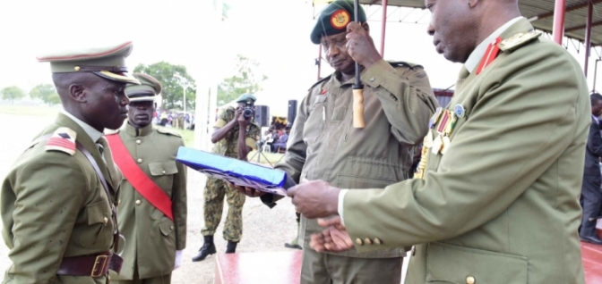 Appointments, Transfers & Promotions In The Uganda People's Defense Forces
