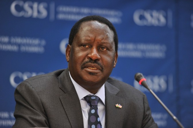 How Kenya's Raila Odinga Has Wielded Politics To Protect His Father's Family Legacy
