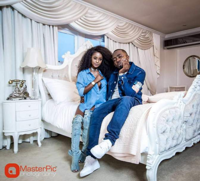"""""""No Mind Dem"""" Is Vanessa Mdee's Freshest Video & She Is Teaming Up With Nigeria's Ice Prince On This"""