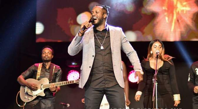 "Bebe Cool Launches 2017 Calendar With ""Nananana"""