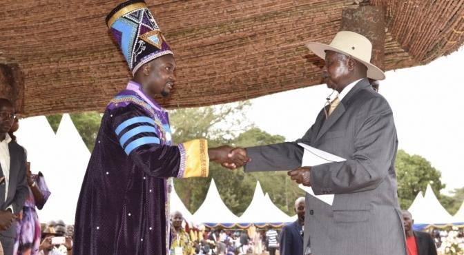 President Presides Over Kyabazinga Day Celebrations In Namutumba
