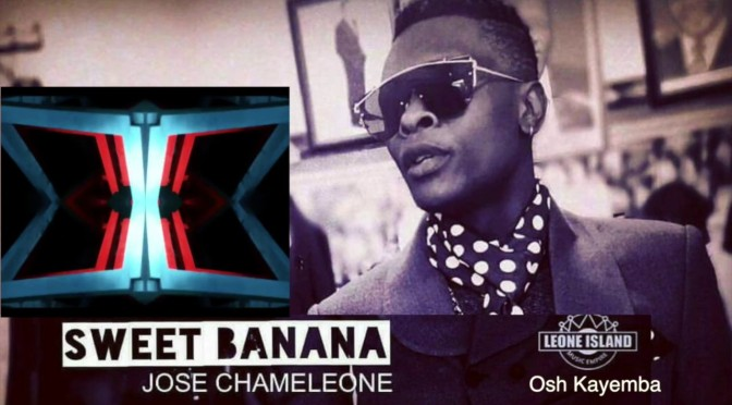 "Dr. Jose Chameleon Finally Releases ""Sweet Banana"" Video"