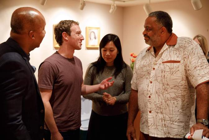 Facebook Founder, Mark Zuckerberg Recaps Touching Story Of Anthony Ray Hinton, The Man Who Spent 30 Years In Prison For A Crime He Didn't Commit