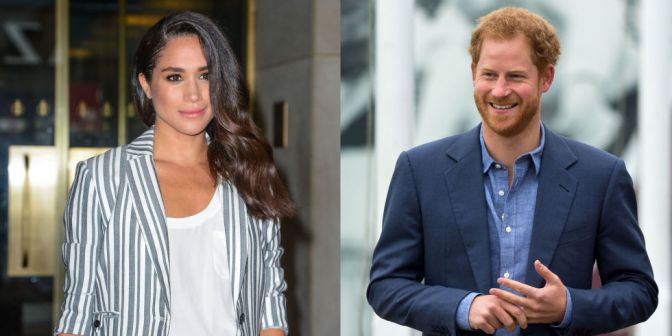 Prince Harry & Meghan Markle Mean Business And There's Now A Picture To Prove It